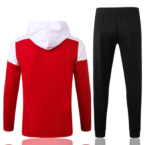 Arsenal Kids Training Jacket Suit 20/21 Red
