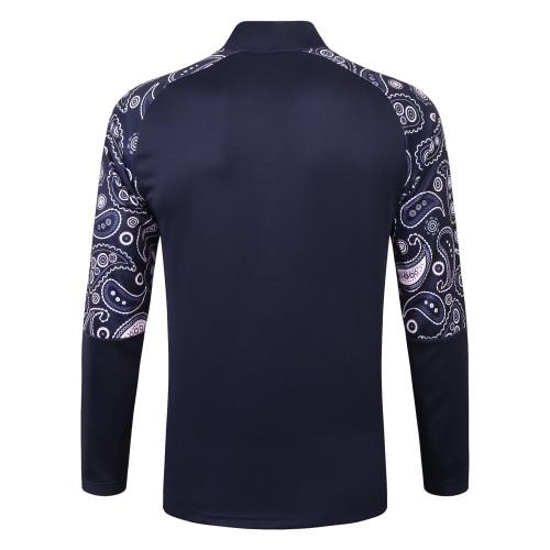 Manchester City Training Jacket 20/21 Blue
