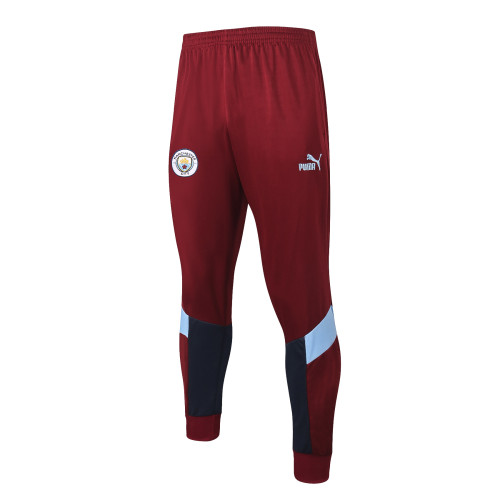 Manchester City Training Pants 20/21 Red