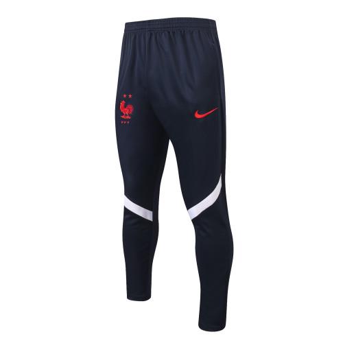 France Training Pants 20/21 Royal Blue-02