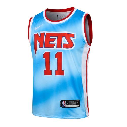 Kyrie Irving Brooklyn Nets 2020/21 Swingman Jersey - Blue