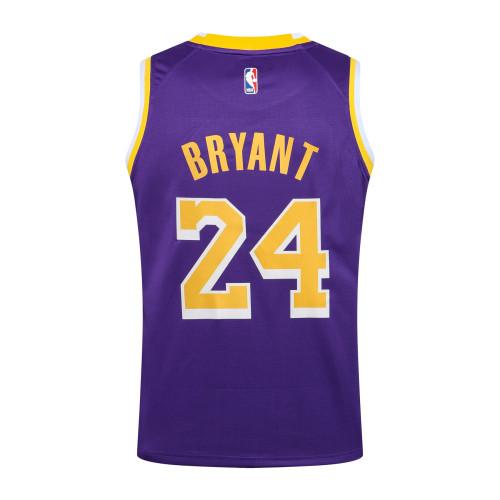 Kobe Bryant Los Angeles Lakers Nike 2020/21 Swingman Jersey - Purple