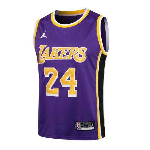 Kobe Bryant Los Angeles Lakers Jordan 2020/21 Swingman Jersey - Purple