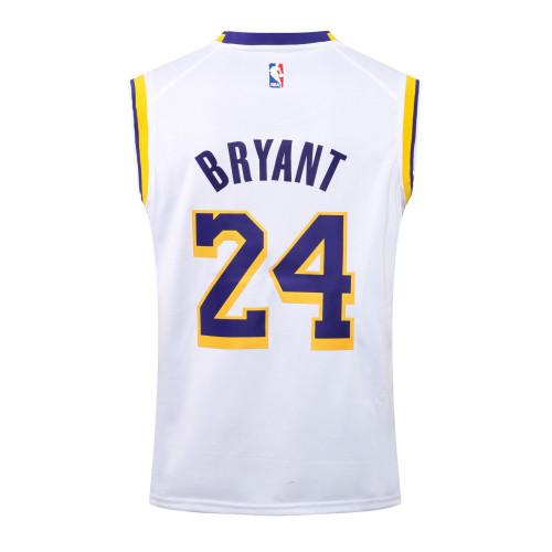 Kobe Bryant Los Angeles Lakers 2020/21 Swingman Jersey - White