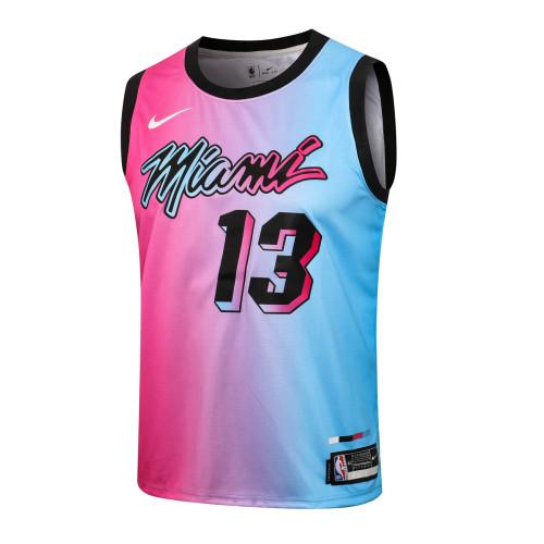 Bam Adebayo Miami Heat 2020/21 Swingman Jersey