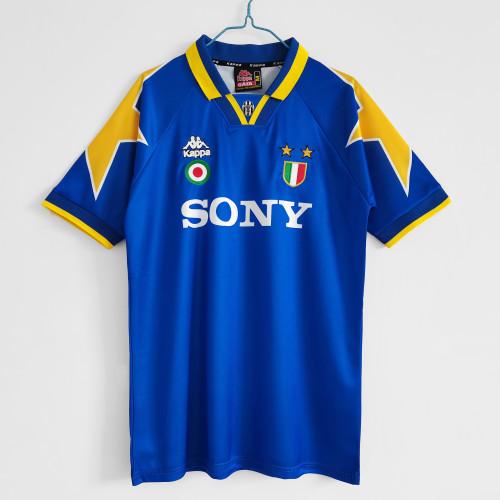 Juventus Away Retro Jersey 95/96