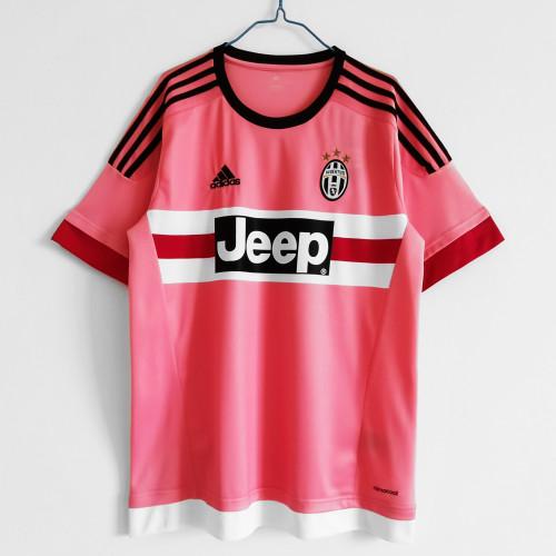 Juventus Away Retro Jersey 2015/16