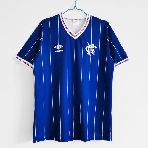 Rangers Home Retro Jersey 1982/83