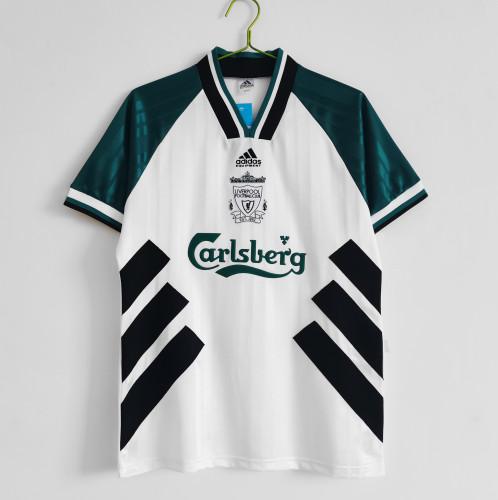 Liverpool Away Retro Jersey 93/95