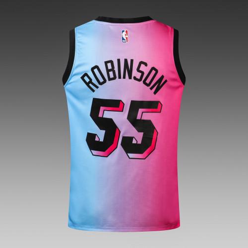 Duncan Robinson Miami Heat 2020/21 Swingman Jersey