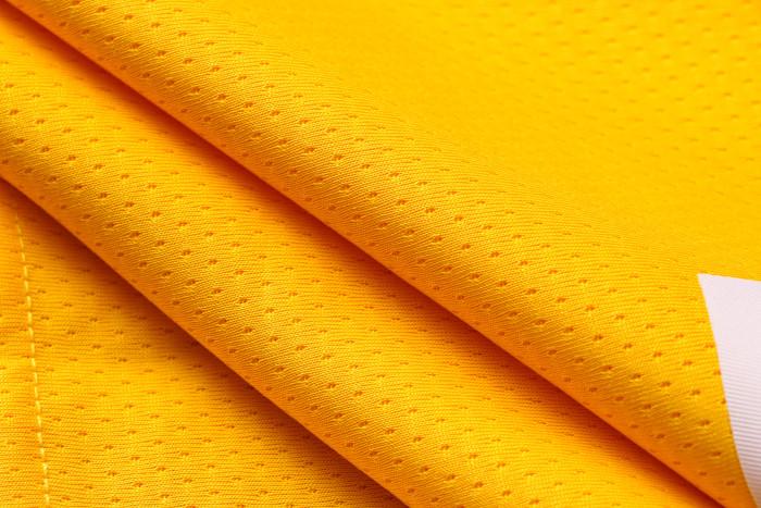 Kobe Bryant Los Angeles Lakers 2020/21 Swingman Jersey - Yellow
