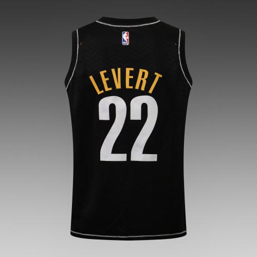 Caris LeVert Brooklyn Nets 2020/21 Swingman Jersey - Black