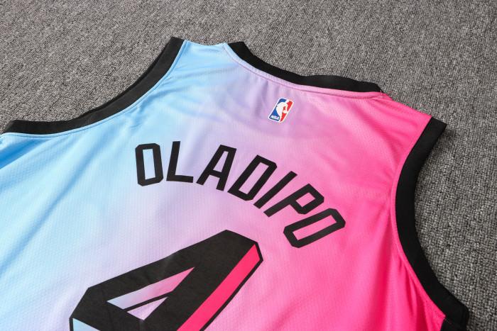Victor Oladipo Miami Heat 2020/21 Swingman Jersey