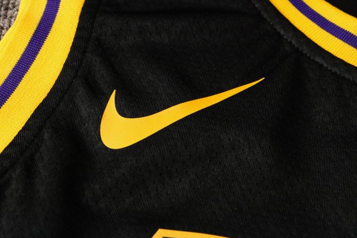 Kobe Bryant Los Angeles Lakers 2020/21 Swingman Jersey - Black