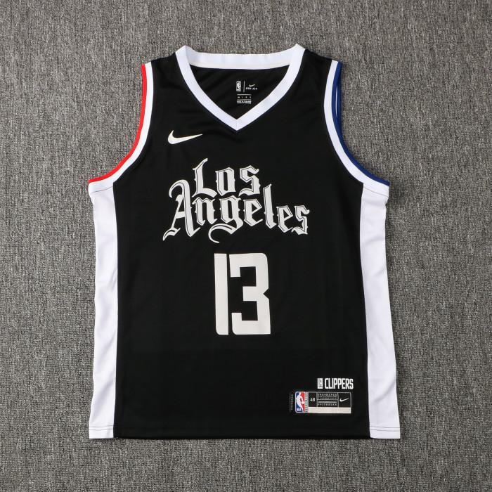 Paul George LA Clippers 2020/21 Swingman Jersey