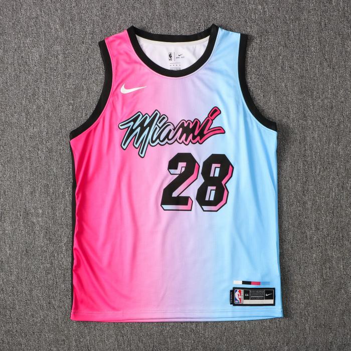 Andre Iguodala Miami Heat 2020/21 Swingman Jersey