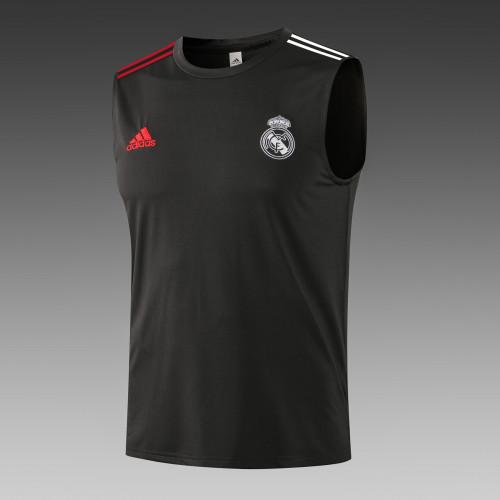 Real Madrid Training Jersey 21/22 Gray