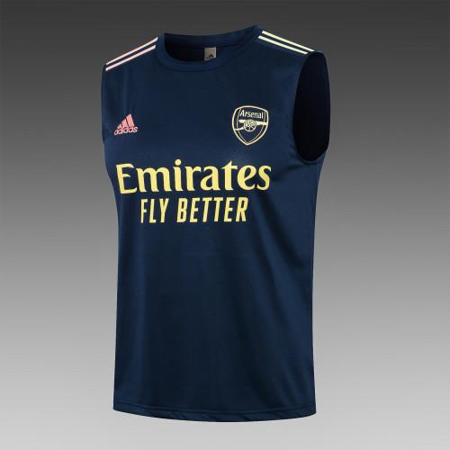 Arsenal Training Jersey 21/22 Blue