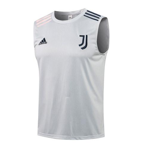 Juventus Training Jersey 20/21 Gray