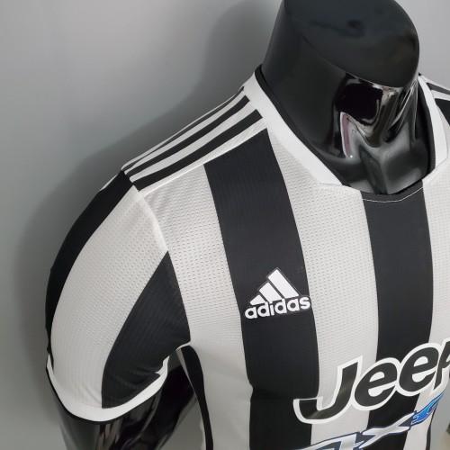 Juventus Home Player Jersey 21/22