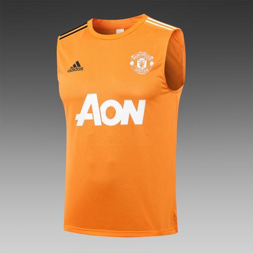 Manchester United Training Jersey 21/22 Orange