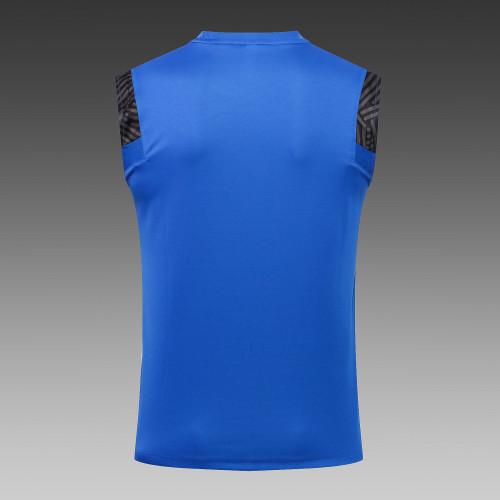 Inter Milan Training Jersey 21/22 Blue