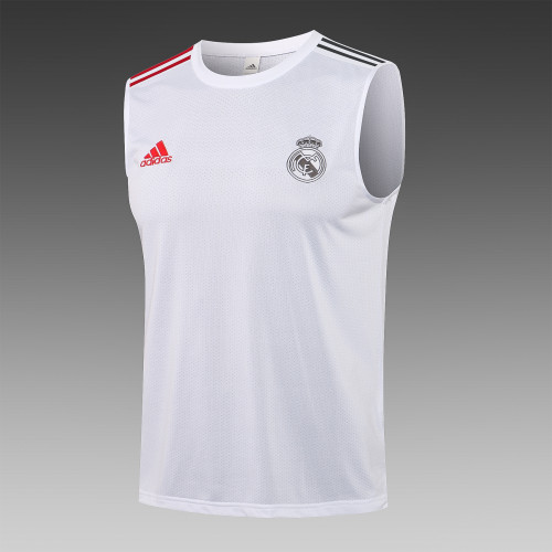 Real Madrid Training Jersey 21/22 White
