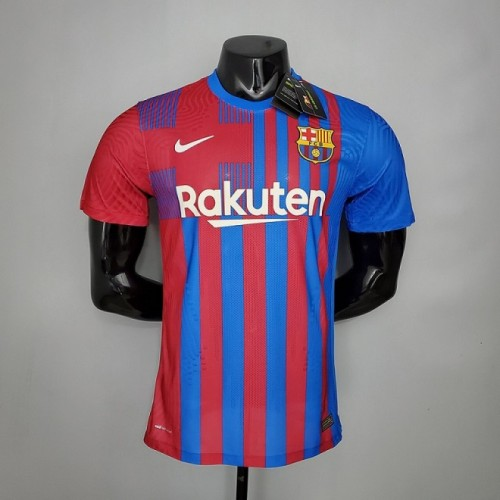 Barcelona Home Player Jersey 21/22
