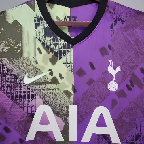 Tottenham Hotspur Third Man Jersey 21/22
