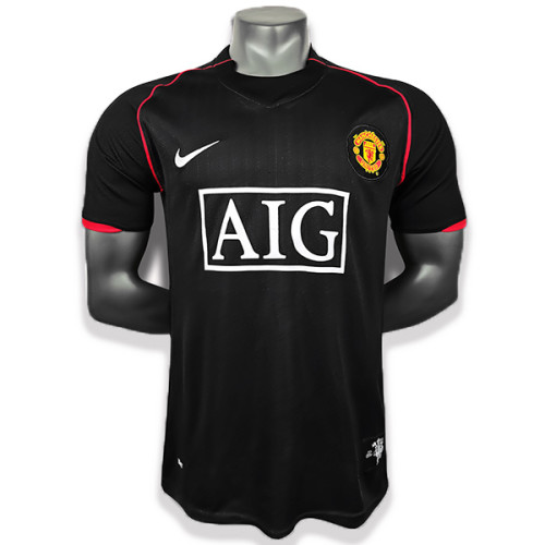 Manchester United Away Retro Jersey 07/08
