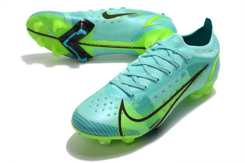 Mercurial Vapor 14 Elite FG Dynamic Turquoise/Lime Glow Soccer Shoes