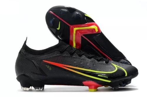 Mercurial Vapor 14 Elite FG Black/Off-Noir/Obsidian/Cyber Soccer Shoes