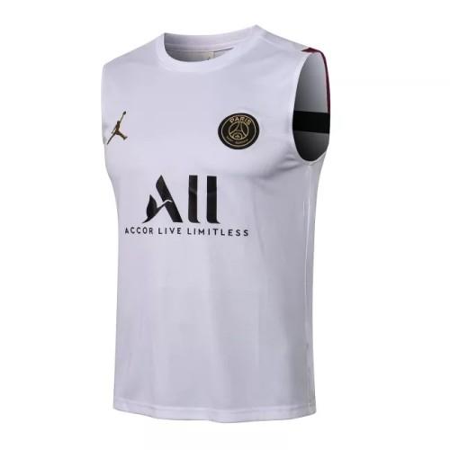 Paris Saint Germain Training Jersey 21/22 White