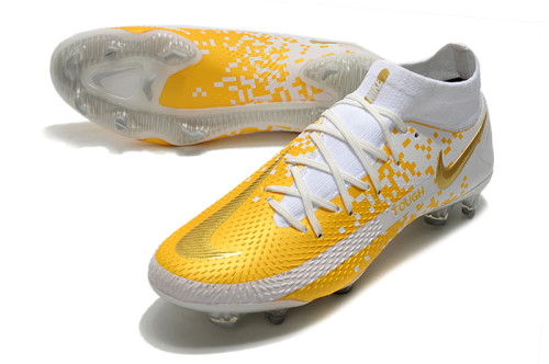 Phantom GT Elite Dynamic Fit FG Soccer Shoes yellow