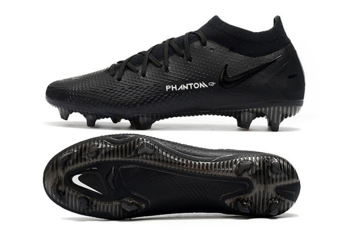 Phantom GT Elite Dynamic Fit FG Soccer Shoes Black