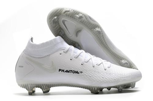 Phantom GT Elite Dynamic Fit FG Soccer Shoe white