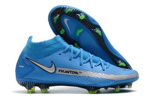 Phantom GT Elite Dynamic Fit FG Soccer Shoes Blue