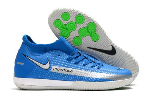 Phantom GT Academy Dynamic Fit IC Soccer Shoes blue
