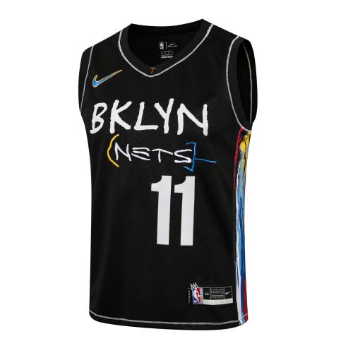 Kyrie Irving Brooklyn Nets 2020/21 Swingman Jersey - Black