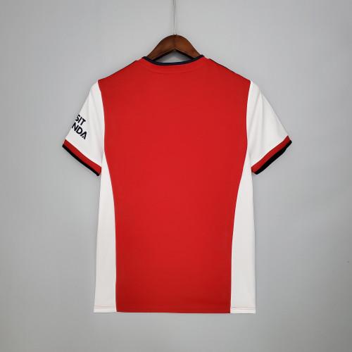Arsenal Home Man Jersey 21/22