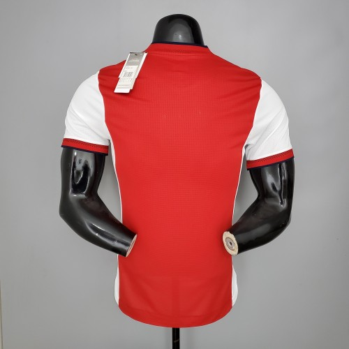 Arsenal Home Player Jersey 21/22