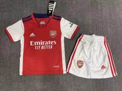 Arsenal Home Kids Jersey 21/22