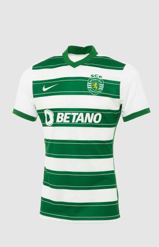 Sporting Lisbon Home Man Jersey 21/22