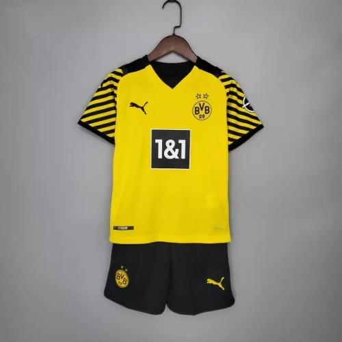 Borussia Dortmund Home Kids Jersey 21/22