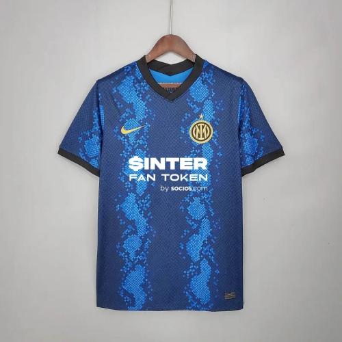 Inter Milan Home Man Jersey 21/22