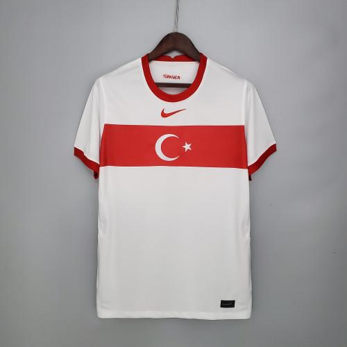 Turkey Home Man Jersey 20/21