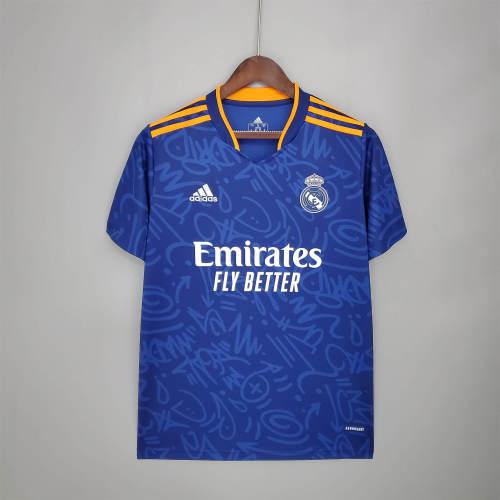 Real Madrid Away Man Jersey 21/22