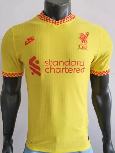 Liverpool Third Player Version Jersey 21/22