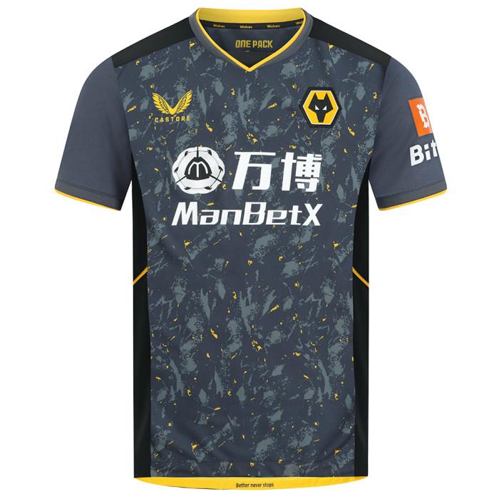Wolves Away Man Jersey 21/22
