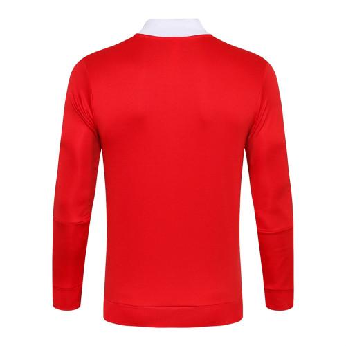 Bayern Munich Training Jacket 20/21 Red